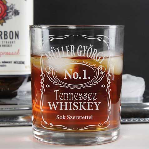 Whiskys pohárkészlet 2 db-os
