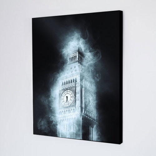 vászonkép városkép álló london