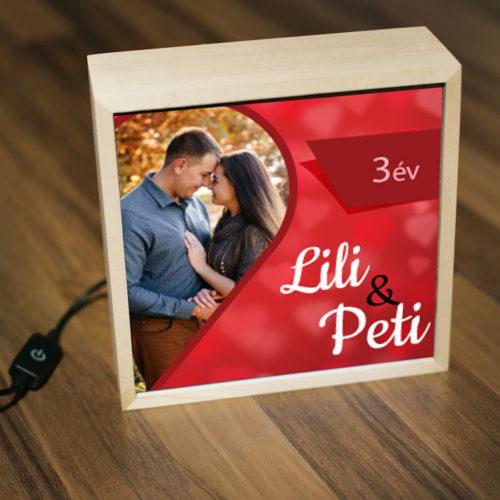 fotobox valentinnapi ajándékötlet